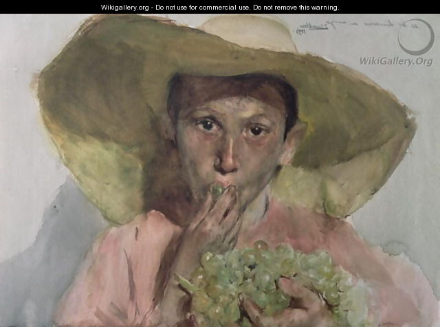 Sorolla-y-Bastida_Boy-Eating-Grapes%2C-1890